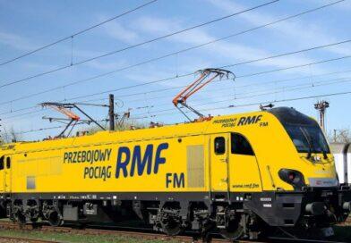 Jedziemy pociągiem RMF FM do Gdyni!